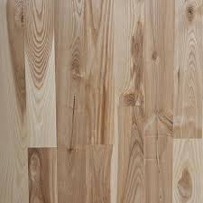 unfinished solid wood flooring