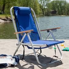 Folding Chair Backpack Rio Wearever Steel Hi Back Backpack Beach Chair Walmart Com