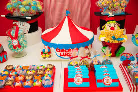 1st birthday party themes for boys kara s party ideas circus carnival 1st birthday boy girl party