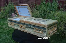 cheap casket affordable handmade pine caskets