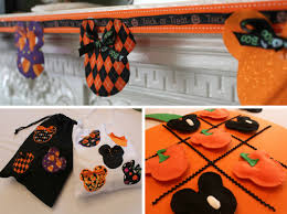 Mickey Mouse Halloween DIY crafts Growing up GoofyGrowing up Goofy