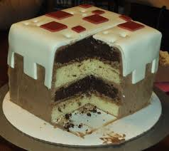 coolest minecraft cake minecraft cake cake boy birthday