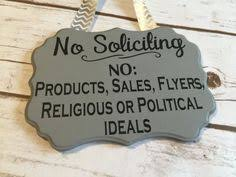 instant download no solicitation sign is 8 5x11 inches it is