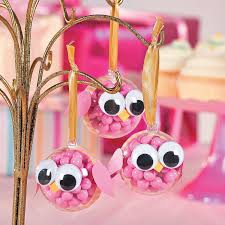 owl baby shower favors idea what a hoot this diy baby shower