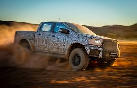 2016 ford ranger wildtrak test drive never says never ford presents the first ranger raptor
