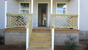 Deck Stairs Design Ideas Gallery Of Images About Front Porch Railing Ideas Metal Trends
