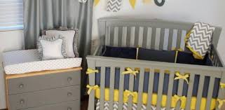 Grey And Yellow Crib Bedding Yellow Crib Bedding Pine Creek Bedding