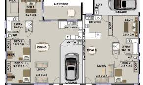 corner lot floor plans 16 beautiful duplex plans for corner lots home building plans