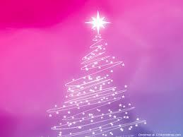 pink christmas tree hd wallpaper christmas tree wallpapers