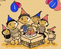 birthday free kids books