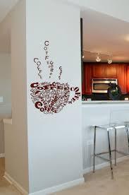 decor mural cuisine idée déco cuisine pour les passionnés de café 25 exemples cafes