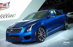 cadillac ats offers 2016 cadillac ats v offers performance and luxury ebay motors