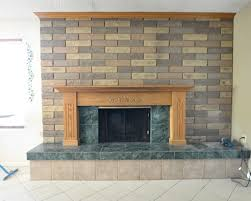 Tiled Fireplace Wall by Fireplace On Wall Fireplace Design And Ideas