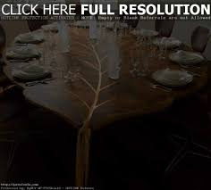 20 ways to unique dining room tables