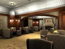 andrassy mansion cigar room by podlovics cinema 4d architecture