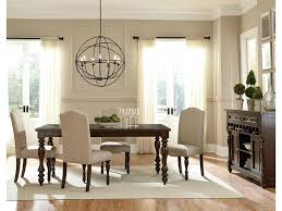 Side Chairs Living Room by Standard Furniture Mcgregor Side Chair With Turned Legs Royal