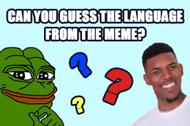 Meme Quiz - if you get more than 75 on this international meme quiz you re a