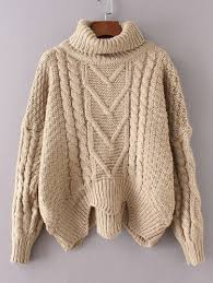 oversized sweaters for us shein sheinside