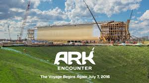 what will you experience when you visit the ark ark encounter