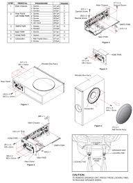 soundbar home theater system sharp ht sl50 sound bar home theater system u2013 disassembly