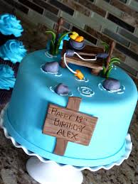 fishing cake ideas ingenious ideas fishing cake and charming fishin delicious