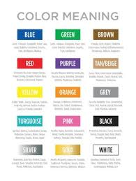 beige color meaning color meaning poster by kristen england teachers pay teachers