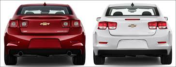 chevy malibu tail lights 2014 chevrolet malibu opens grill invites you inside for better