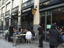 Family Restaurants In Covent Garden Taking A Chai Break In Covent Garden At Dishoom Bombay Cafe 30