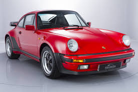 red porsche 911 1989 porsche 911 3 2 carrera supersport