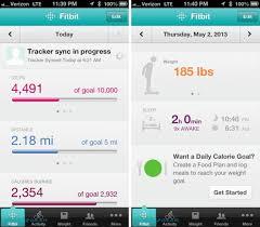 fitbit app android fitbit flex review slashgear