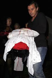 Halloween Bacon Costume Photos Gwen Stefani Gavin Rossdale Kingston Rossdale Zuma