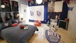 Boys Bedroom Decorating Ideas Sports Sports Themed Boys Room - Kids sports room decor