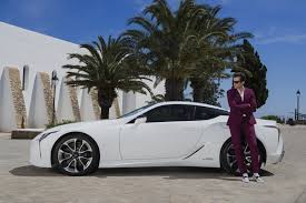 lexus ultimate sports car lexus and mark ronson invite fans to produce their own track to