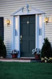 Curtains For Entrance Door How To Replace The Sidelight Windows By The Front Door Home