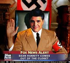 Sean Hannity Meme - stinque 盪 hannity loots dead vet charity to fund his most wanton