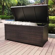 Patio Storage Chest by Furniture Suncast Db Patio Storage Box Outdoor Storage Outside For