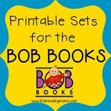bob books printables link early reading