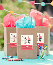 goodie bag ideas kid wedding favor kids wedding favors goodie bags and favors