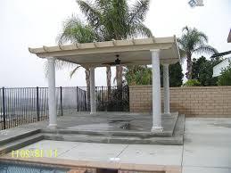 free standing patio cover designs home design ideas