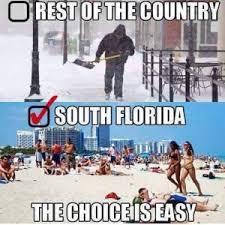 Florida Winter Meme - florida puns