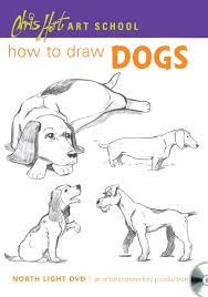 video download chris hart art how to draw dogs