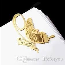 Butterfly Desk Accessories 2018 Bookmark Metal Bookmark Desk Accessories Butterfly And