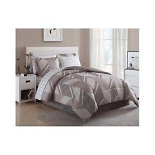 essential home 100 polyester fill comforters u0026 bedding sets ebay