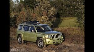jeep patriot back jeep patriot back country concept motor1 com photos