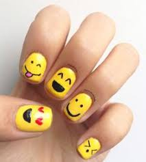 rainbow nail designs for short nails http www