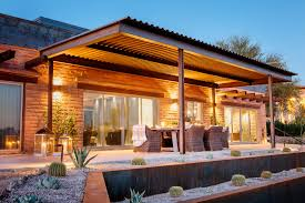 Covered Patio Designs Covered Patio Designs Patio Southwestern With Desert Modern