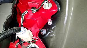 easy toyota rav4 2006 2012 brake tail light replacement youtube