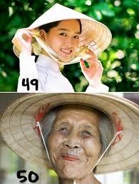 Asian Women Meme - how asian women age