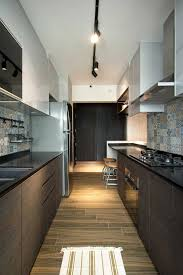 modern apartment kitchen designs cozy apartment in singapore with stylish elements idesignarch