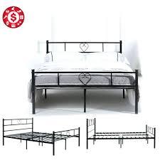 Forever Bed Frame Foundation Bed Frame Platform Metal Bed Frame Mattress Foundation